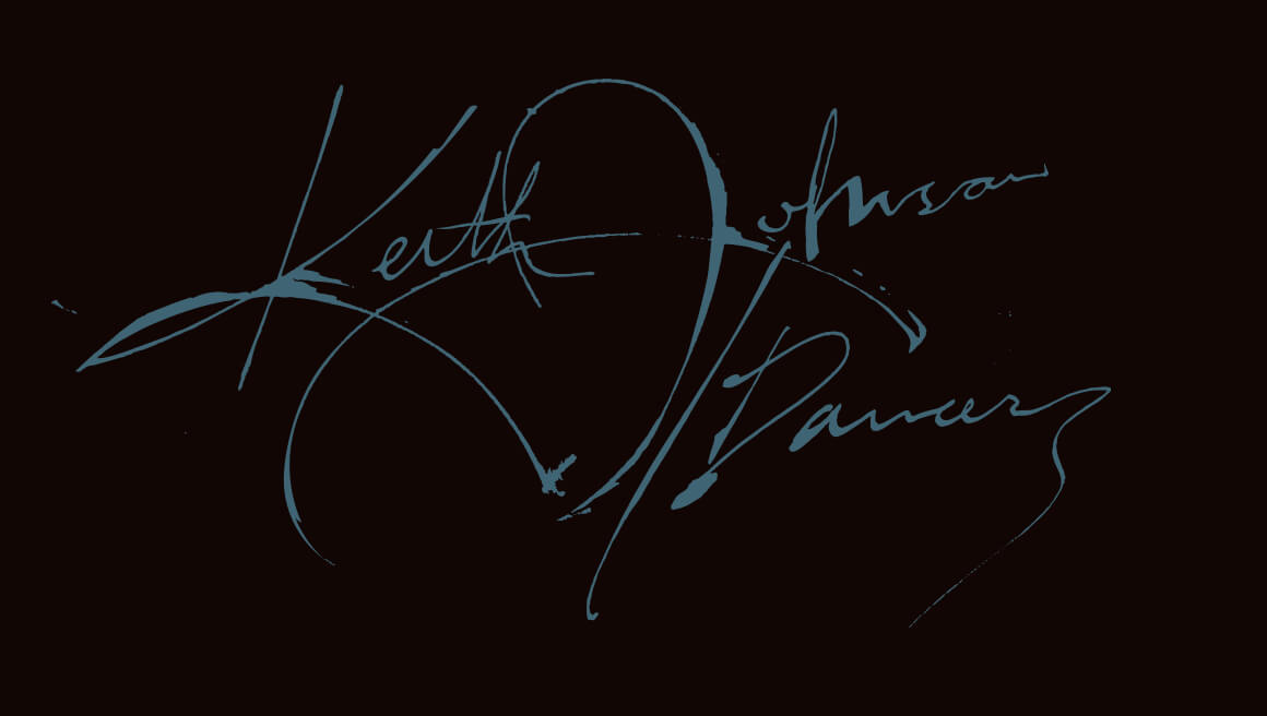 keith johnson dancers signature logo